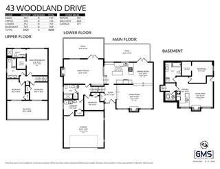 Photo 40: 43 WOODLAND Drive in Delta: Tsawwassen East House for sale (Tsawwassen)  : MLS®# R2516716