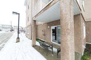 Photo 30: 108 2305 35A Avenue in Edmonton: Zone 30 Condo for sale : MLS®# E4168216