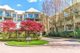 "Photo 1: 305 301 MAUDE Road in Port Moody: North Shore Pt Moody Condo for sale in ""HERITAGE GRANDE"" : MLS®# R2427216"