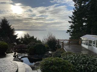 Photo 1: 14210 MARINE Drive: White Rock House for sale (South Surrey White Rock)  : MLS®# R2428075