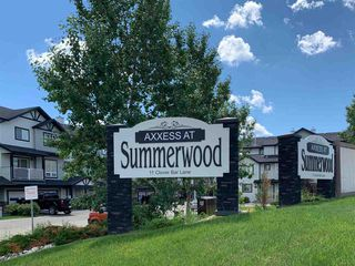 Photo 29: 44 11 CLOVER BAR Lane: Sherwood Park Townhouse for sale : MLS®# E4205222