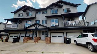 Photo 1: 44 11 CLOVER BAR Lane: Sherwood Park Townhouse for sale : MLS®# E4205222