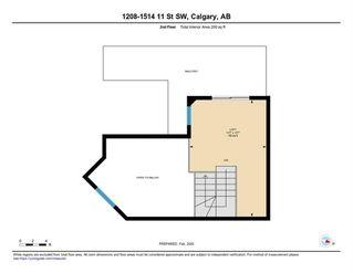 Photo 28: 1208 1514 11 Street SW in Calgary: Beltline Apartment for sale : MLS®# C4293346