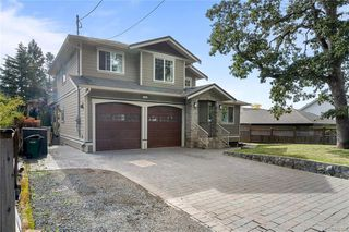 Photo 1: 745 Miller Ave in Saanich: SW Royal Oak House for sale (Saanich West)  : MLS®# 842420