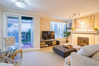 "Photo 3: 203 2825 ALDER Street in Vancouver: Fairview VW Condo for sale in ""Breton Mews"" (Vancouver West)  : MLS®# R2480515"
