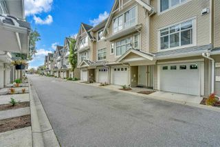 """Photo 1: 14 6450 199 Street in Langley: Willoughby Heights Townhouse for sale in """"LOGAN'S LANDING"""" : MLS®# R2508053"""