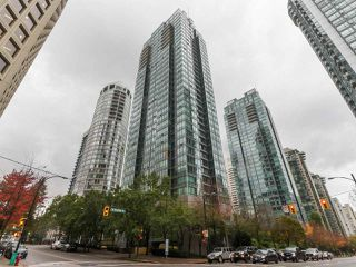 """Main Photo: 2701 1200 W GEORGIA Street in Vancouver: West End VW Condo for sale in """"RESIDENCES ON GEORGIA"""" (Vancouver West)  : MLS®# R2416719"""