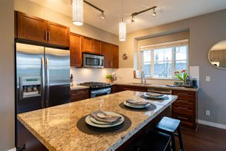"Photo 3: 314 23215 BILLY BROWN Road in Langley: Fort Langley Condo for sale in ""WATERFRONT at Bedford Landing"" : MLS®# R2432834"