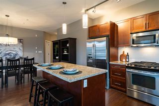 "Photo 5: 314 23215 BILLY BROWN Road in Langley: Fort Langley Condo for sale in ""WATERFRONT at Bedford Landing"" : MLS®# R2432834"