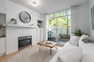"Main Photo: 210 3727 W 10TH Avenue in Vancouver: Point Grey Townhouse for sale in ""The Folkstone"" (Vancouver West)  : MLS®# R2462089"