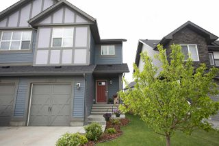 Photo 1: 127 AMBERLEY Way: Sherwood Park House Half Duplex for sale : MLS®# E4206824