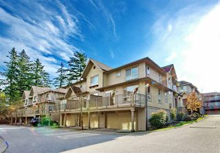 """Photo 1: 51 2738 158 Street in Surrey: Grandview Surrey Townhouse for sale in """"CATHEDRAL GROVE"""" (South Surrey White Rock)  : MLS®# R2432533"""