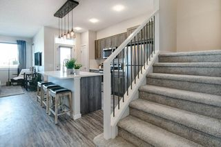 Photo 4: 8317 224 Street NW in Edmonton: Zone 58 House Half Duplex for sale : MLS®# E4194695