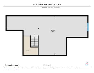 Photo 24: 8317 224 Street NW in Edmonton: Zone 58 House Half Duplex for sale : MLS®# E4194695