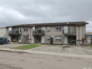 Photo 1: 105 525 Dufferin Avenue in Estevan: Residential for sale : MLS®# SK808833