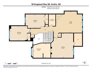 Photo 64: 58 KINGSLAND Way SE: Airdrie Detached for sale : MLS®# A1028143