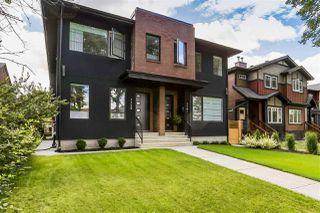 Main Photo: 7739 81 Avenue in Edmonton: Zone 17 House Half Duplex for sale : MLS®# E4213200