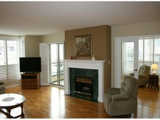 Photo 3: 204 1221 JOHNSTON Road in PRESIDENTS COURT: White Rock Home for sale ()  : MLS®# F1306193
