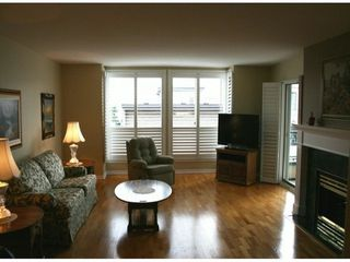 Photo 4: 204 1221 JOHNSTON Road in PRESIDENTS COURT: White Rock Home for sale ()  : MLS®# F1306193