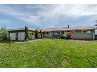 Main Photo: 43520 YALE Road in Sardis - Greendale: Greendale Chilliwack House for sale (Sardis)  : MLS®# R2423629