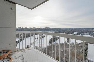 Photo 23: 1003 9835 113 Street in Edmonton: Zone 12 Condo for sale : MLS®# E4184157