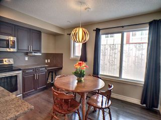 Photo 4: 79 655 TAMARACK Road in Edmonton: Zone 30 Townhouse for sale : MLS®# E4192550