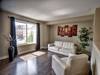 Photo 3: 79 655 TAMARACK Road in Edmonton: Zone 30 Townhouse for sale : MLS®# E4192550