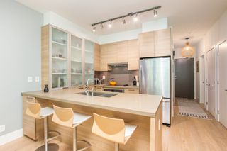 "Photo 1: 310 3606 ALDERCREST Drive in North Vancouver: Roche Point Condo for sale in ""DESTINY @ RAVENWOODS"" : MLS®# R2467013"