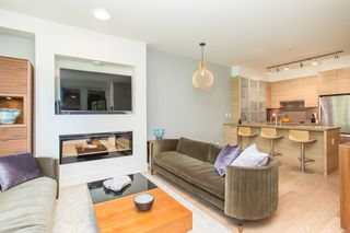 "Photo 4: 310 3606 ALDERCREST Drive in North Vancouver: Roche Point Condo for sale in ""DESTINY @ RAVENWOODS"" : MLS®# R2467013"