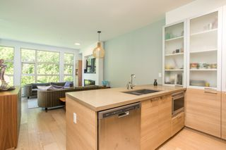 "Photo 2: 310 3606 ALDERCREST Drive in North Vancouver: Roche Point Condo for sale in ""DESTINY @ RAVENWOODS"" : MLS®# R2467013"