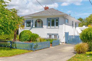 Photo 1: 2372 Zela St in Oak Bay: OB South Oak Bay House for sale : MLS®# 842164
