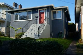 Main Photo: 3429 E GEORGIA Street in Vancouver: Renfrew VE House for sale (Vancouver East)  : MLS®# R2519277
