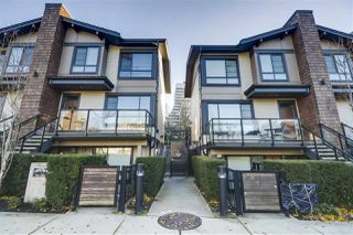 "Photo 1: 44 3728 THURSTON Street in Burnaby: Central Park BS Townhouse for sale in ""Thurston Street"" (Burnaby South)  : MLS®# R2521675"