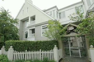 """Photo 8: 1 3140 W 4TH AV in Vancouver: Kitsilano Townhouse for sale in """"AVANTI"""" (Vancouver West)  : MLS®# V592145"""