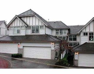 Photo 1: 7 1 ASPENWOOD DR in Port Moody: Heritage Woods PM Townhouse for sale : MLS®# V598507