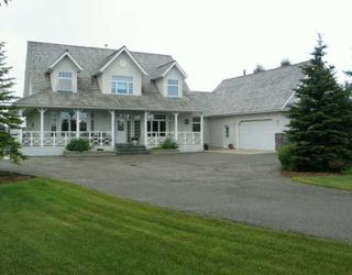 Photo 1:  in CALGARY: Rural Rocky View MD CRES for sale : MLS®# C3221522