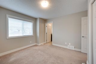 Photo 21: 121 219 CHARLOTTE Way: Sherwood Park Townhouse for sale : MLS®# E4167342