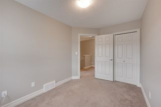 Photo 16: 121 219 CHARLOTTE Way: Sherwood Park Townhouse for sale : MLS®# E4167342