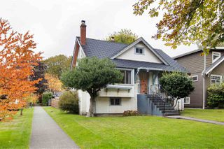 Photo 1: 2995 W 14TH Avenue in Vancouver: Kitsilano House for sale (Vancouver West)  : MLS®# R2410721