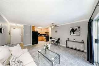 Photo 3: 105 2055 SUFFOLK Avenue in Port Coquitlam: Glenwood PQ Condo for sale : MLS®# R2421728