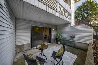 Photo 17: 105 2055 SUFFOLK Avenue in Port Coquitlam: Glenwood PQ Condo for sale : MLS®# R2421728