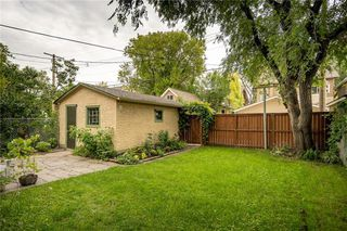 Photo 47: 109 Lipton Street in Winnipeg: Wolseley Residential for sale (5B)  : MLS®# 202017844