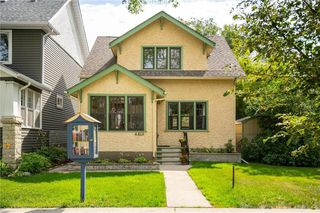 Photo 2: 109 Lipton Street in Winnipeg: Wolseley Residential for sale (5B)  : MLS®# 202017844
