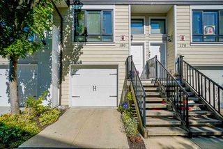 Main Photo: 180 1132 EWEN Avenue in New Westminster: Queensborough Townhouse for sale : MLS®# R2495635