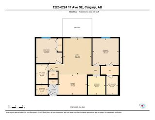 Photo 30: 1220 6224 17 Avenue SE in Calgary: Red Carpet Apartment for sale : MLS®# A1039323