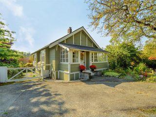 Photo 1: 4630 West Saanich Rd in : SW Royal Oak House for sale (Saanich West)  : MLS®# 857452