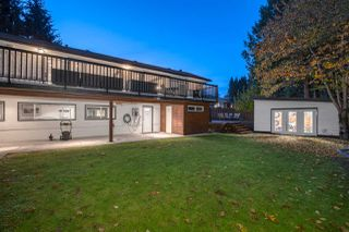 Photo 34: 1563 MARINE Crescent in Coquitlam: Harbour Place House for sale : MLS®# R2516102
