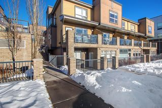 Photo 1: 107 2416 34 Avenue SW in Calgary: South Calgary Row/Townhouse for sale : MLS®# A1054995