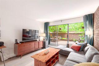 "Photo 12: 110 330 E 7TH Avenue in Vancouver: Mount Pleasant VE Condo for sale in ""LANDMARK BELVEDERE"" (Vancouver East)  : MLS®# R2388013"
