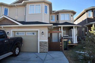Main Photo: 4703B 49 Avenue: Leduc Townhouse for sale : MLS®# E4172311
